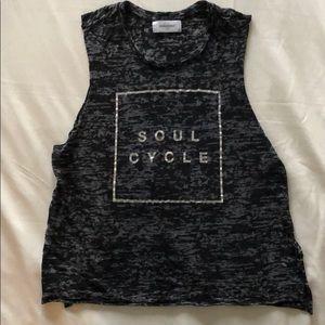 🌟SoulCycle 🌟 Sleeveless Shirt